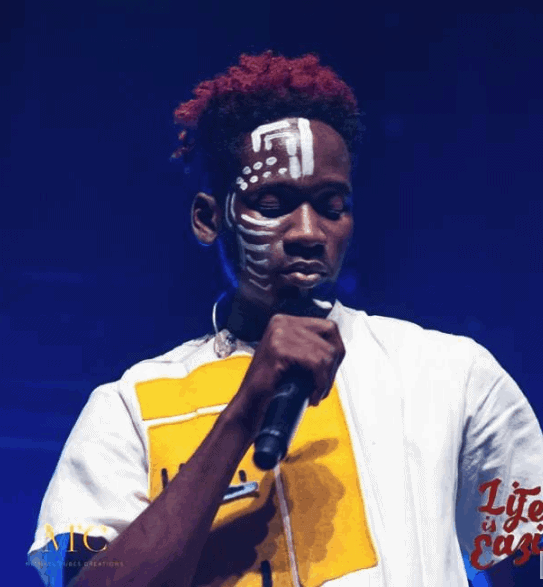 Photo of Mr Eazi does not own a car and here's why