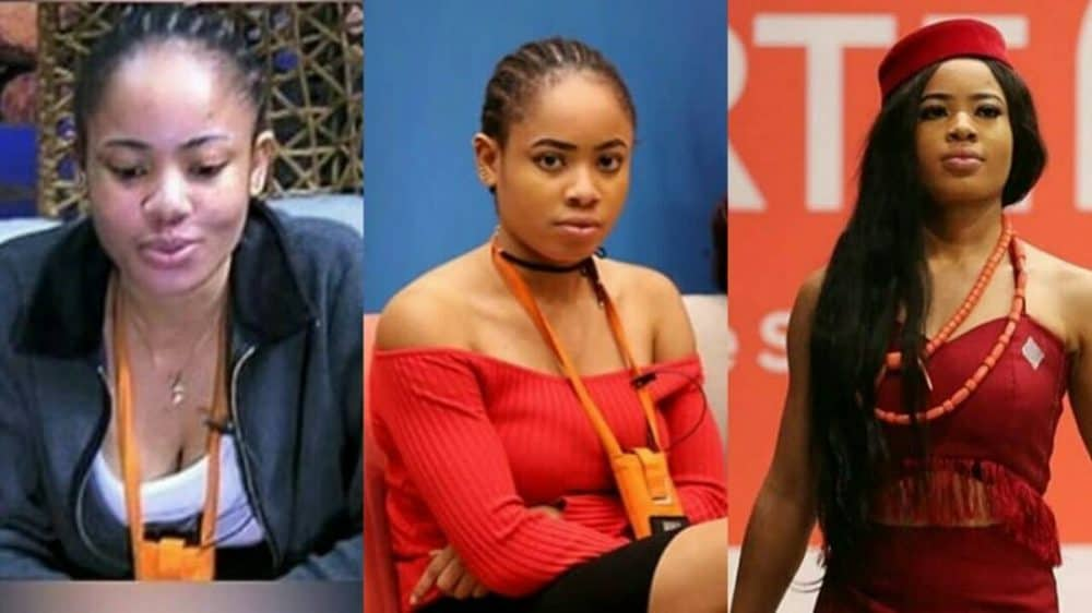 Photo of BBNaija 2018 finale: Housemate Nina evicted from the reality show