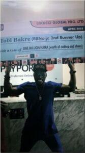 Miracle and Tobi bag new endorsement