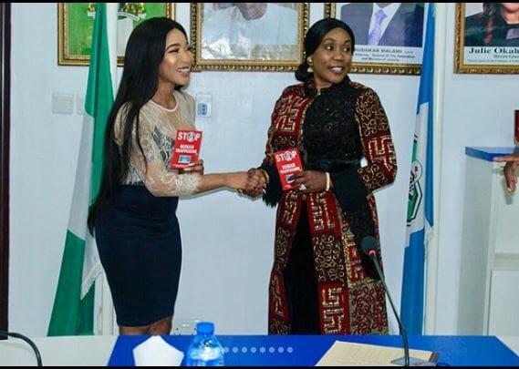 Photo of Tonto Dikeh bags endorsement deal