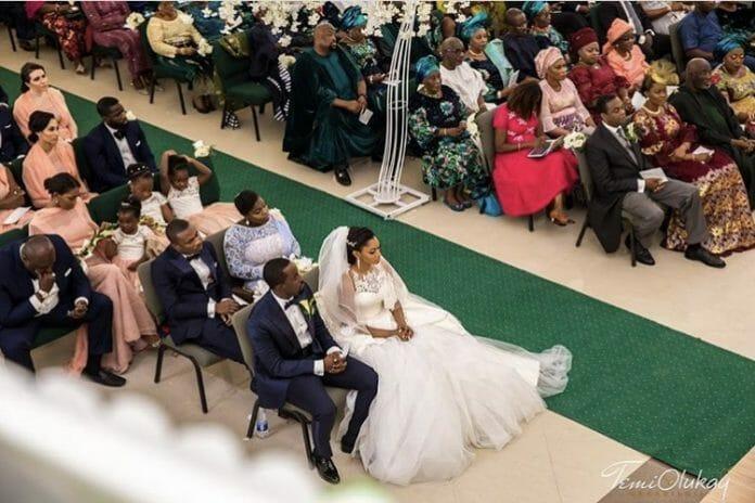 Donald Duke's daughter's wedding