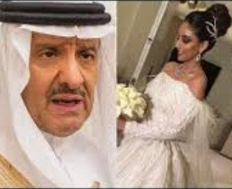 Photo of 68-year-old Saudi Prince marries 25-year-old woman after paying bride price of $50M