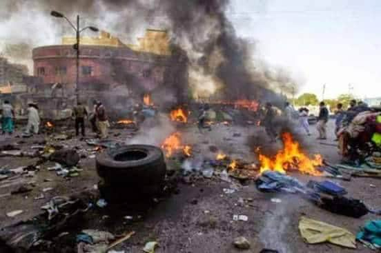 Photo of Breaking: Seven explosions occur within ten minutes in Maiduguri