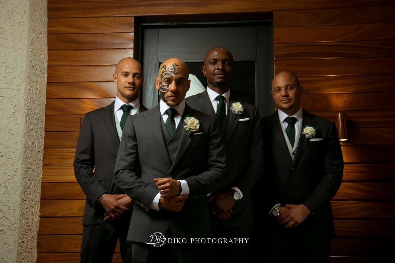 Photo of Official photos from DJ Sose's wedding to long time lover, Olamide