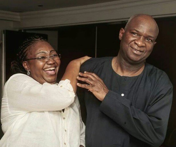 Photo of Adorable photos from 25th wedding anniversary celebration of former Gov, Fashola and wife, Abimbola