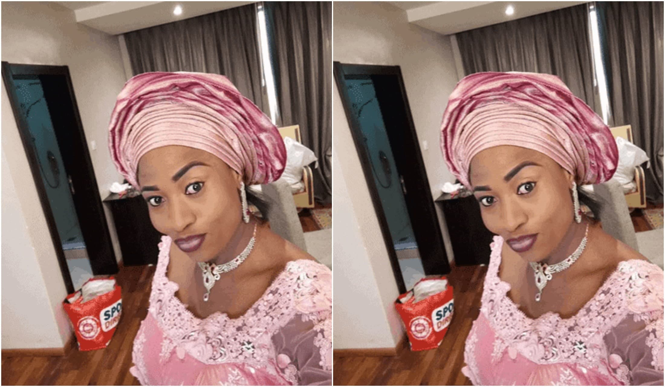 Ali Baba releases chat he had with late Aisha Abimbola