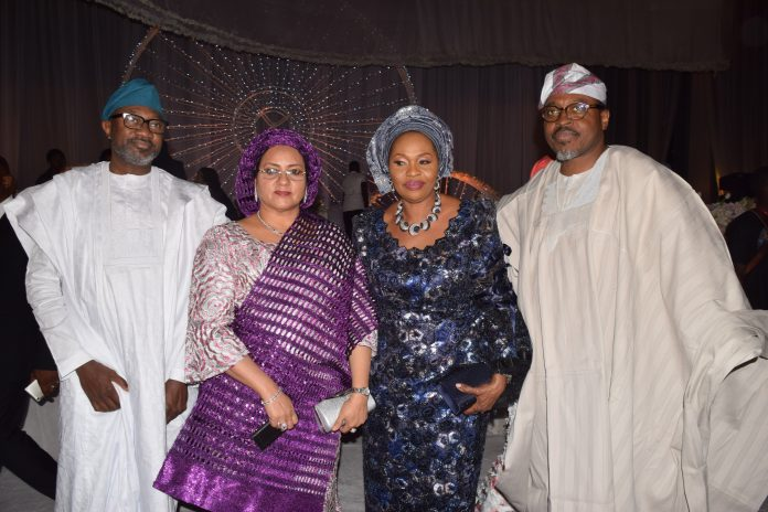 Photo of Grand finale of Bola Shagaya's son, Kabir's extravagant wedding in Lagos (photos)