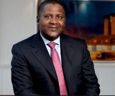 "Photo of ""Dangote not a member of APC Presidential Campaign Council"""