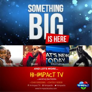 Photo of Hi-Impact TV to launch with a bang this May