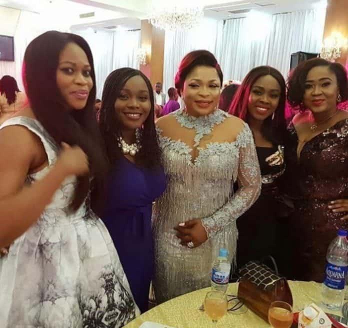Photo of Odunlade Adekola, Mercy Aigbe, Mide Martins, others storm Kemi Afolabi's grand birthday celebration (photos)