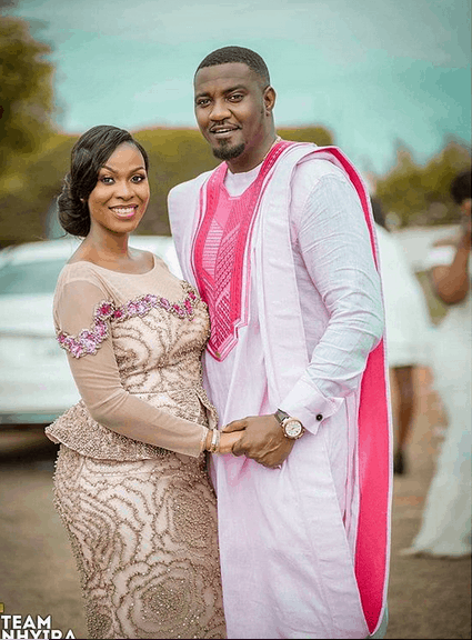 Photo of How Nadia Buari hooked up John Dumelo and his wife (photos)