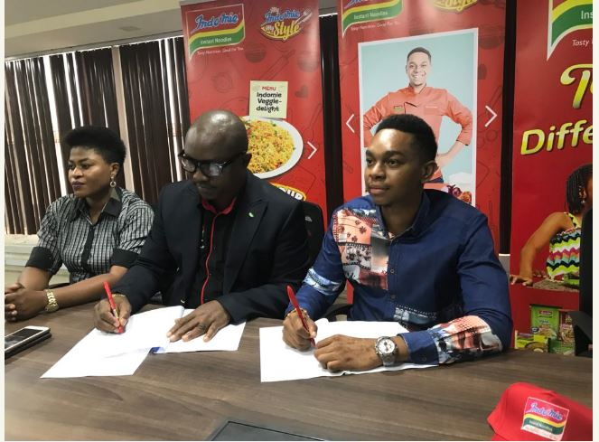 Photo of 2017 BBNaija Miyonse Amosu becomes Indomie Ambassador