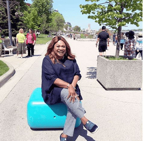 Photo of Rachel Oniga enjoys and spends her birthday in Canada (photos)