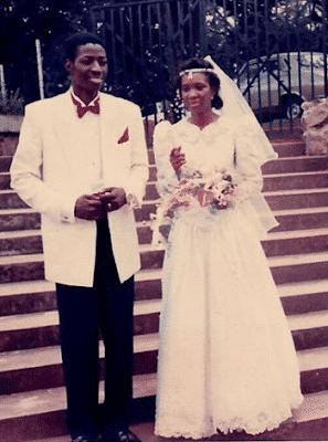 Pastor Sam Adeyemi's wife, Nike marriage anniversary
