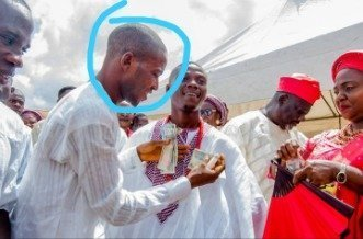 Photo of See the face of the man who sneaked into Lagos wedding as groom's friend to steal valuable items