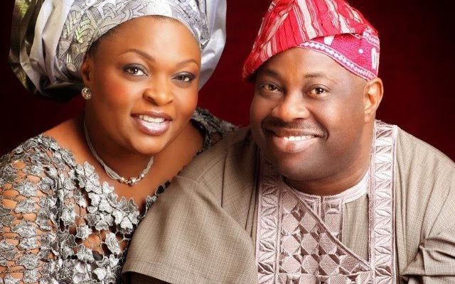 Photo of Stunning throwback photo of Dele Momodu and his beautiful wife 30 Years ago