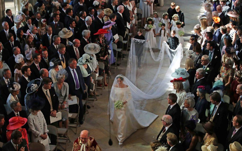 Royal wedding: Adorable photos of the little Bridesmaids