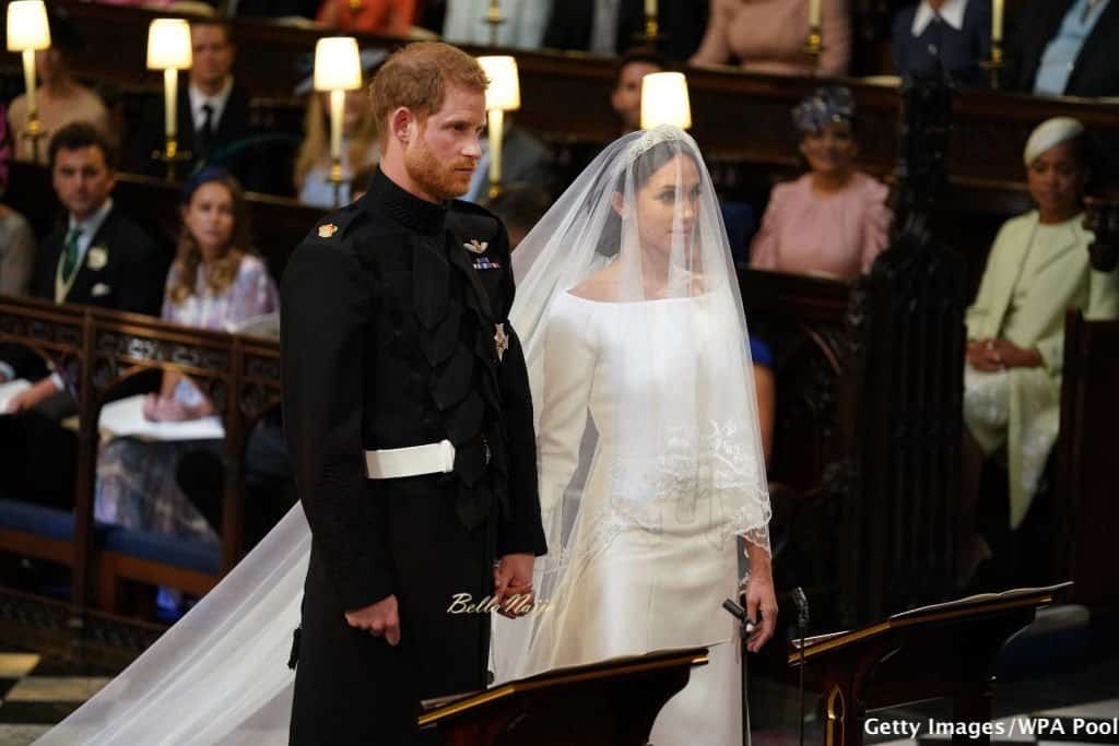Photo of How Prince Harry's ex-lovers show up at his Royal wedding to Meagan Markle (photos)