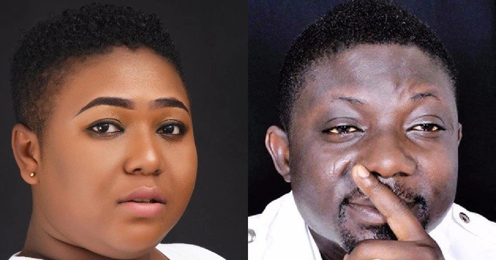 Photo of Bill Asamoah is a one minute man, he's not good in bed – Ghanaian actress Xandy Kamel