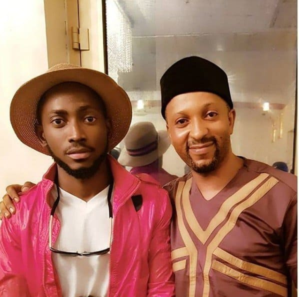 Photo of Tweet Oracle narrates how he was badly treated by Miracle and his family