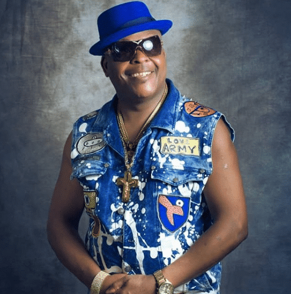 Sir Shina Peters marks his 60th birthday with lovely photos