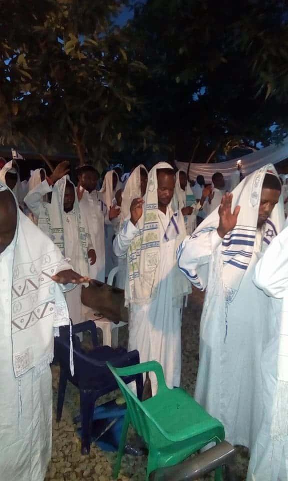 Photo of Jewish community storms the house of IPOB leader, Nnamdi Kanu