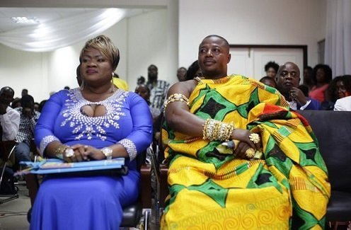 My husband is crazy about my chest - Ghanaian actress, Mercy Asiedu