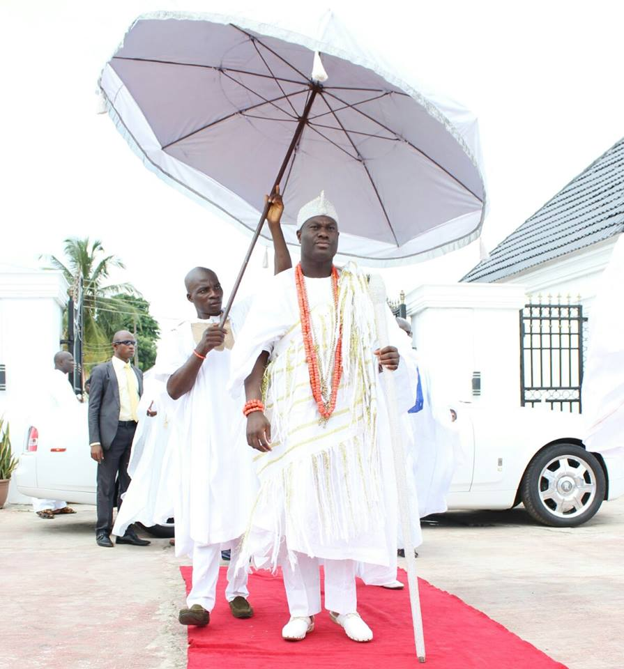 Ooni of Ife Reveals why he doesn't dance in public anymore