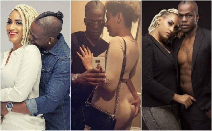 Photo of Juliet Ibrahim sparks break up rumors with Iceberg Slim as she deletes all his pictures