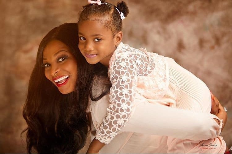 Photo of May you never experience barrenness – Ibidun Ighodalo talks on her ordeal