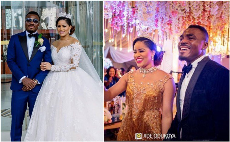Wedding planner at Iheoma Nnadi and Emenike's wedding reacts to allegations