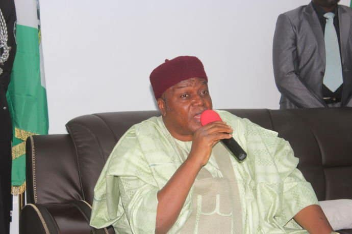 Photo of You will make millions and drive Benz if I'm re-elected – Governor Ishaku