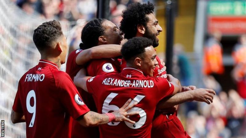Mohamed Salah sets new Premier League record
