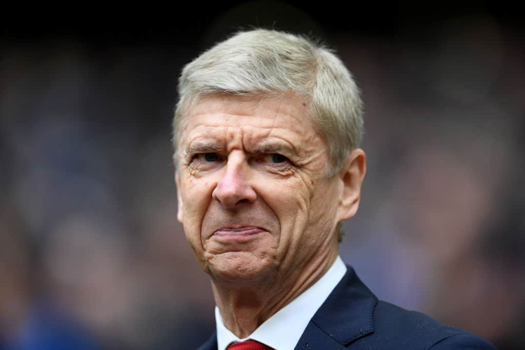 Photo of I will stay in football cos I'm addicted – Arsene Wenger