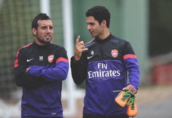 Arteta set to take over from Wenger as Arsenal manager