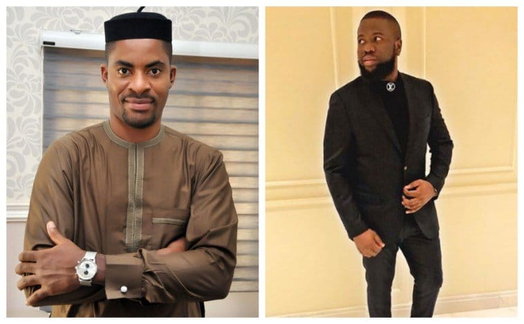 Hushpuppi slams Deji Adeyanju for calling on EFCC to investigate him