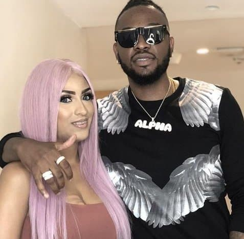 Fans suspect actress Juliet Ibrahim is in a relationship with BBNaija's Teddy A