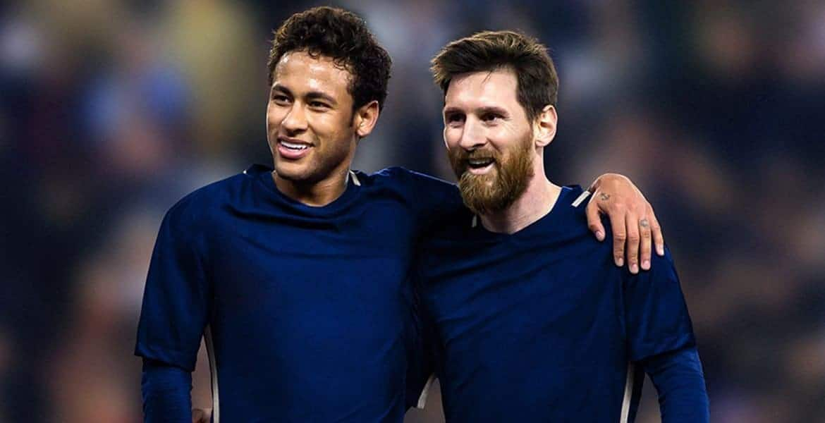 Neymar joining Real Madrid would be terrible – Messi