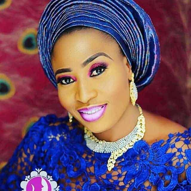 Late actress, Aisha Abimbola to be buried today in Canada