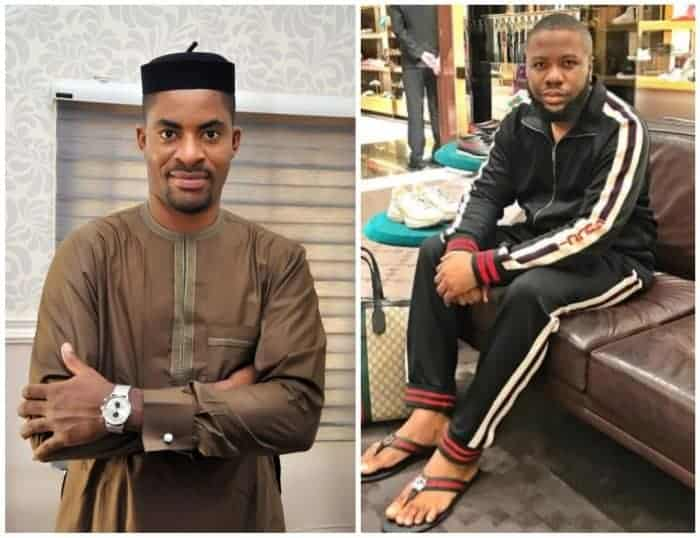 Photo of I have forgiven Deji Adeyanju over the phone – Hushpuppi