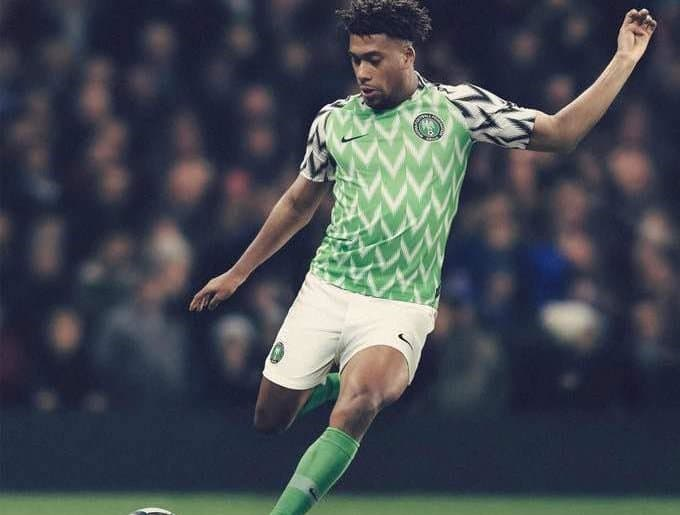 Photo of Why I left England to play for the Super Eagles – Alex Iwobi