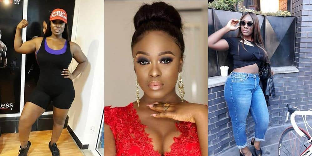 Photo of Uriel blast fans who body-shamed her by calling her shapeless