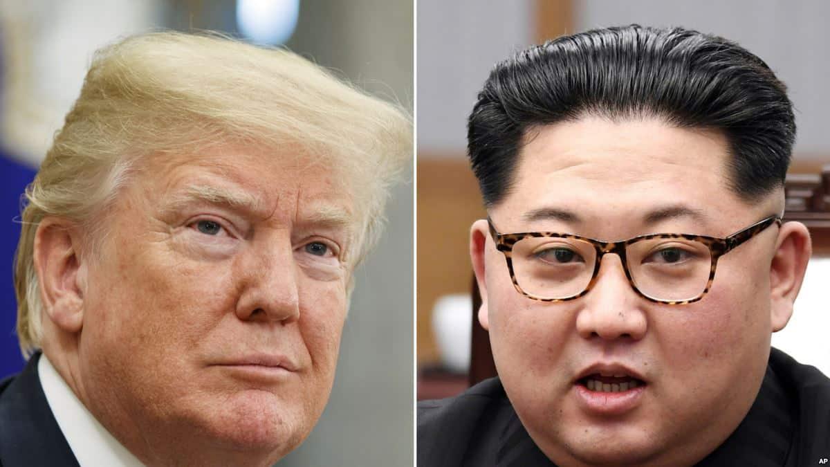 Photo of Trump calls off North Korea summit, sends letter to Kim Jong Un