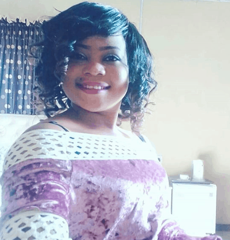 Nigerian lady becomes breadwinner of the family after she was cursed by her parents