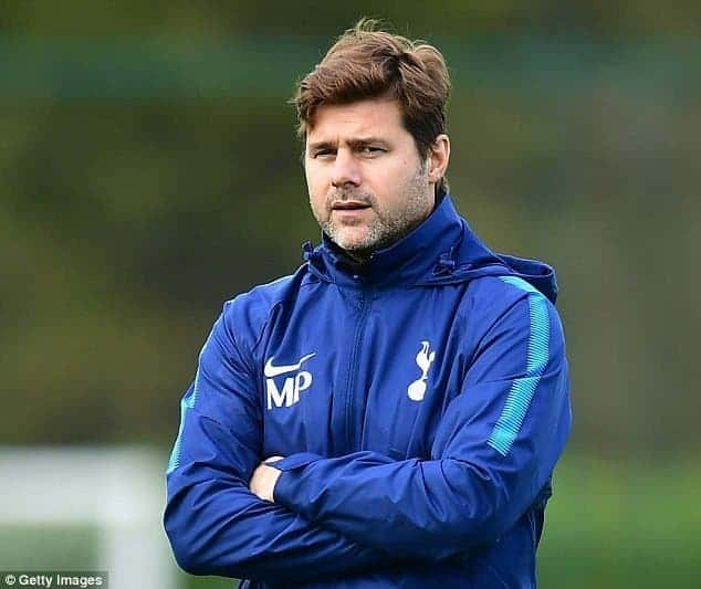 Pochettino signs new five-year contract with Tottenham