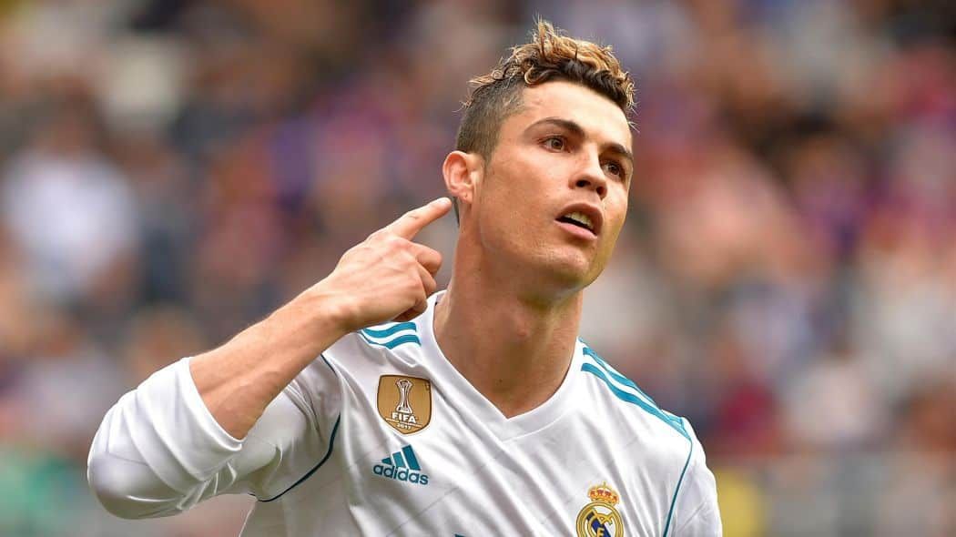 Photo of Cristiano Ronaldo tops 2018 ESPN world fame 100 (See full list)