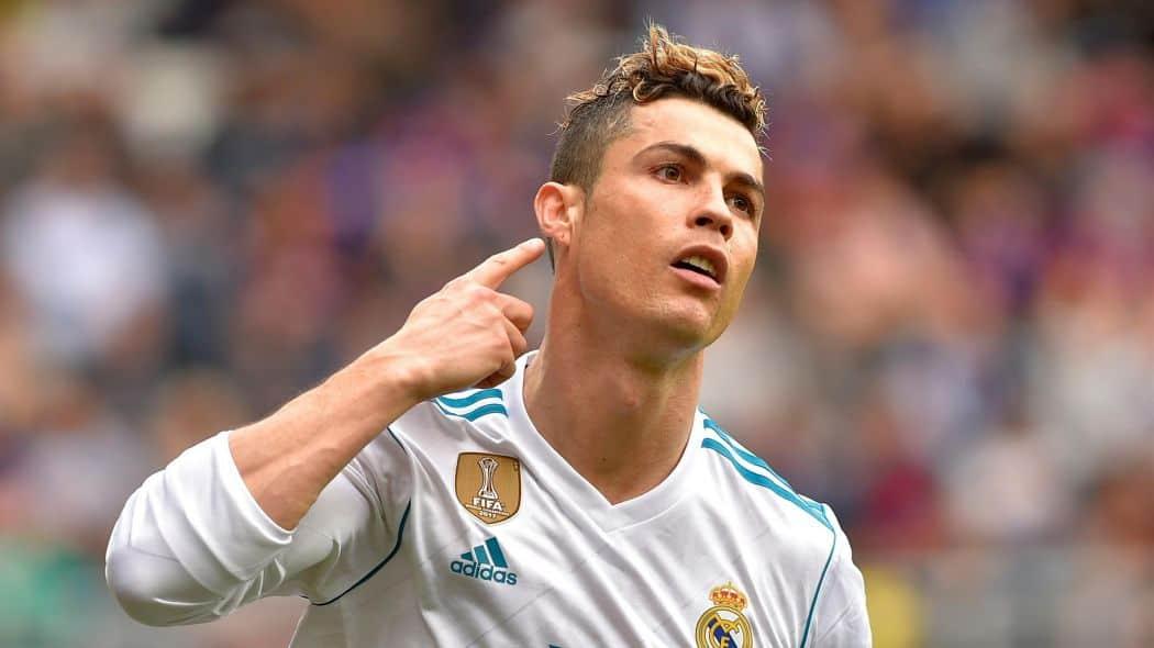 Cristiano Ronaldo tops 2018 ESPN world fame 100 (See full list)