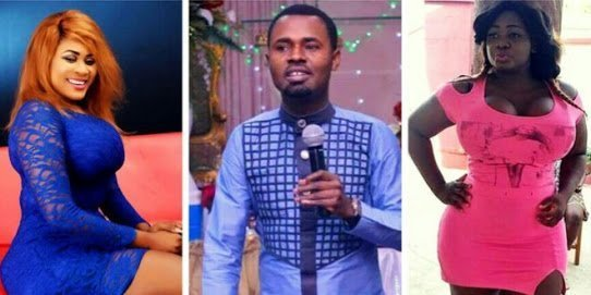 Photo of I fell in love with gospel artiste, Ernest Opoku after our first sex – Ghana actress
