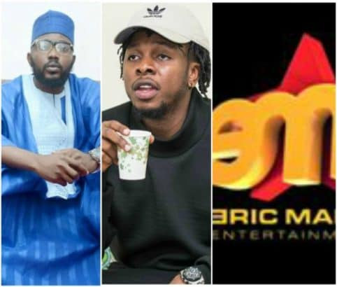 Eric Many slams fresh N267million lawsuit on Runtown