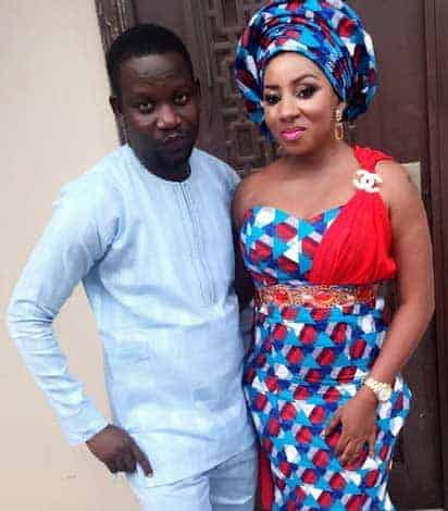 Photo of Mide Martin took wrong advice from friends to ruin our marriage –  husband, Afeez Owo